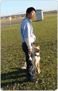 犬の保育園スタッフとして