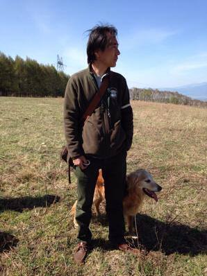 森山先生&ボイシー