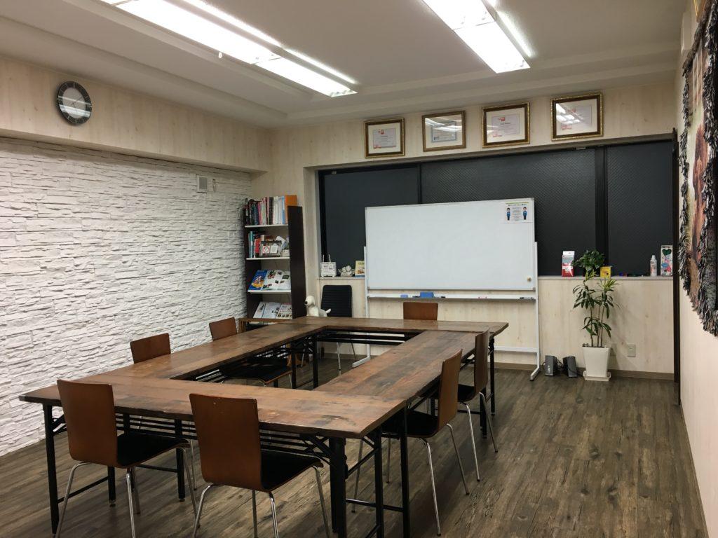 中目黒教室