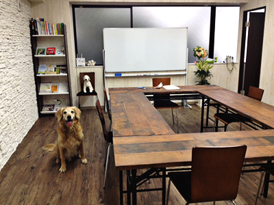 ドッグトレーナー養成スクール教室風景